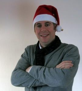 Stefan Beck wünscht frohes Fest und guten Rutsch!